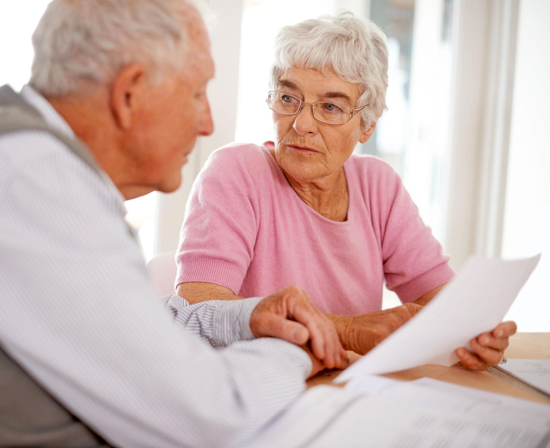 Hilfe - Ablehnungen von Verordnungen Häuslicher Krankenpflege