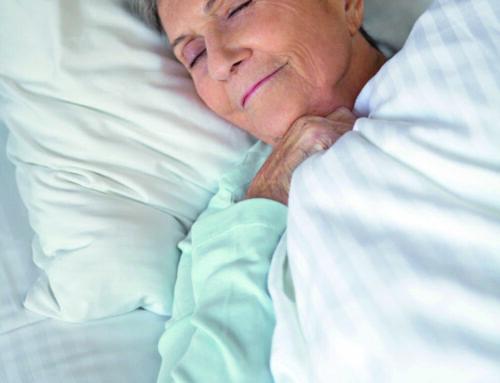 Pflegende Angehörige: So schlafen Sie gut